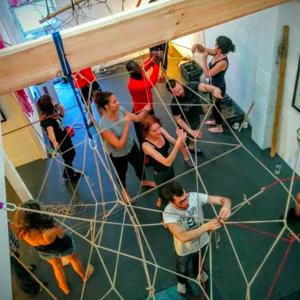 Rope Jam (open practice - beginners)